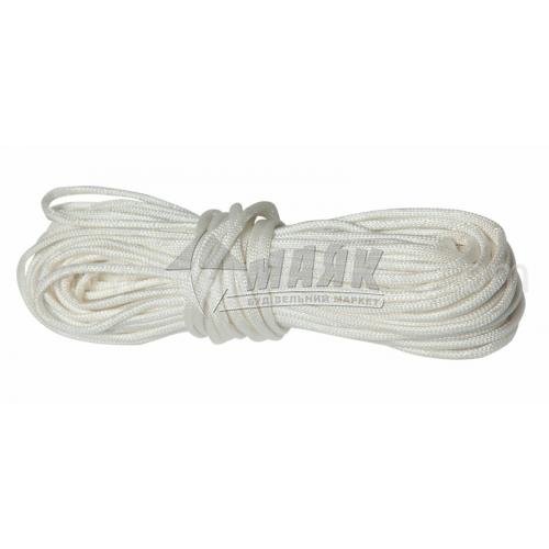Шнур плетений Д52 5 мм х 25 м р.н. 250 кг