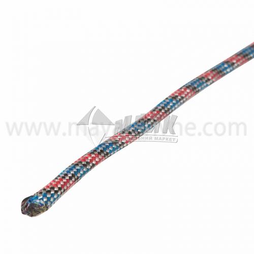 Шнур плетений Д110 10 мм х 50 м р.н. 350 кг