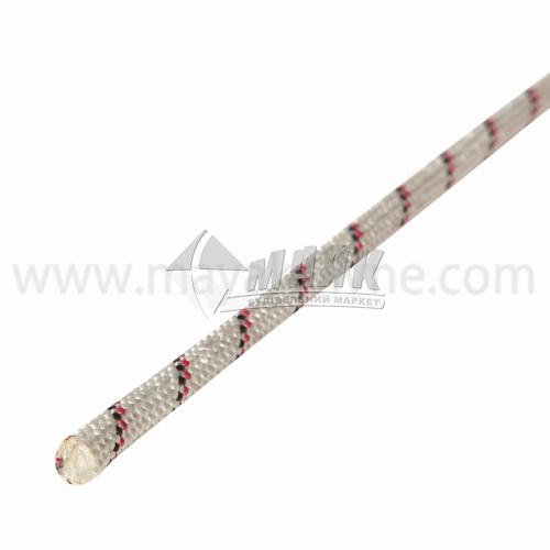 Шнур плетений Д110 11 мм х 100 м р.н. 3000 кг