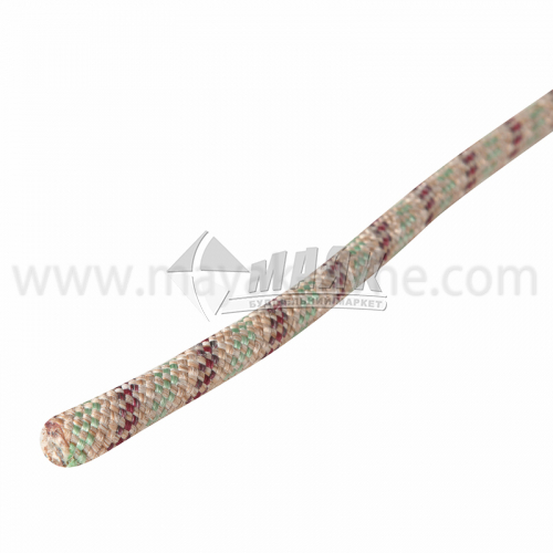 Шнур плетений Д147 14 мм х 20 м р.н. 805 кг