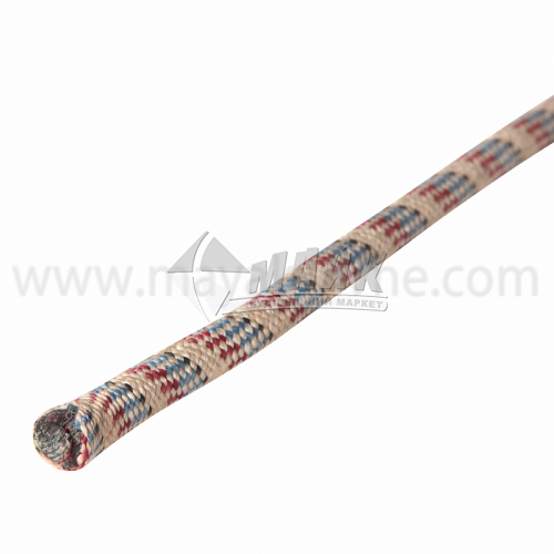 Шнур плетений Д147 14 мм х 100 м р.н. 805 кг