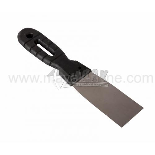 Шпатель 40 мм пластикова ручка