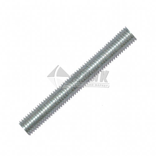 Шпилька з різьбою М10×1000 мм сталева
