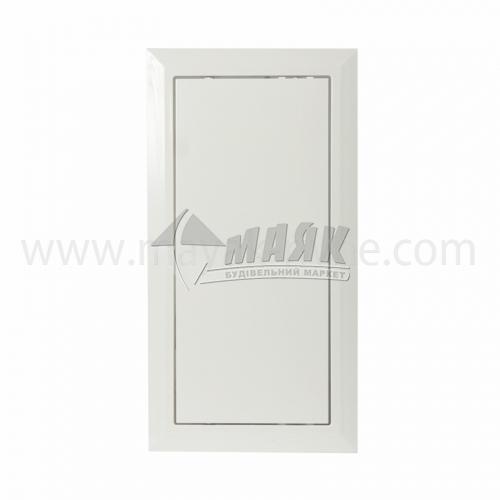 Дверцята ревізійні прямокутні ДОМОВЕНТ Л 150×300 мм