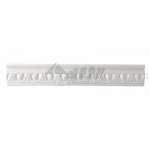 Плінтус стельовий декоративний Сім'я 06502 35×58×2000 мм