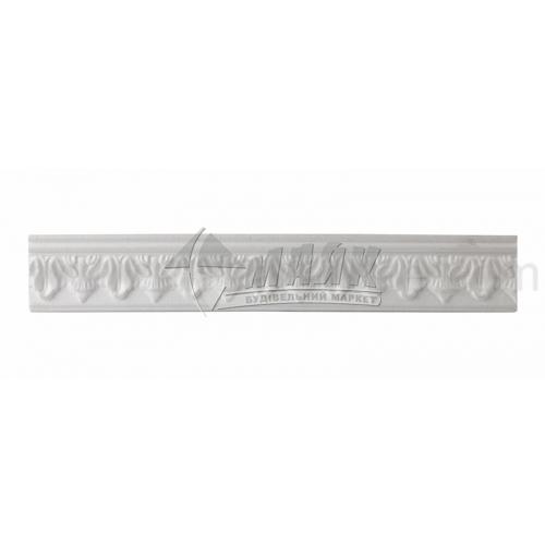 Плінтус стельовий декоративний Сім'я 06501 35×58×2000 мм