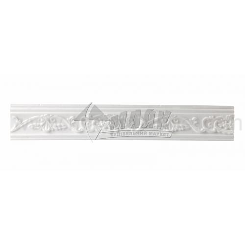 Плінтус стельовий декоративний Сім'я 06504 35×58×2000 мм