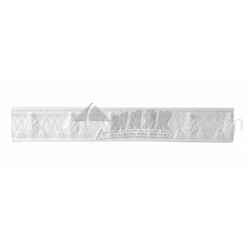 Плінтус стельовий декоративний Сім'я 06510 35×58×2000 мм