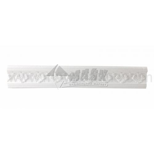Плінтус стельовий декоративний Сім'я 06512 35×58×2000 мм