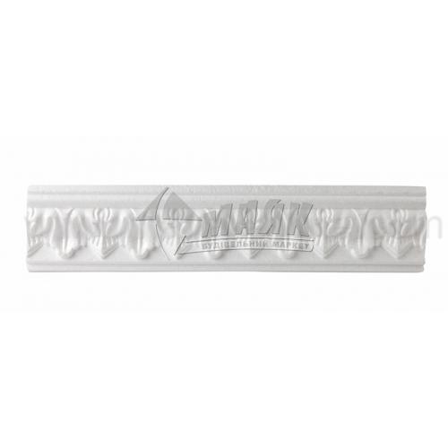 Плінтус стельовий декоративний Сім'я 09001 46×79×2000 мм