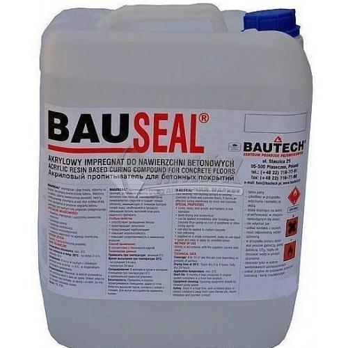 Засіб для просочення бетону (промислова підлога) Bauseal Standart 10 л