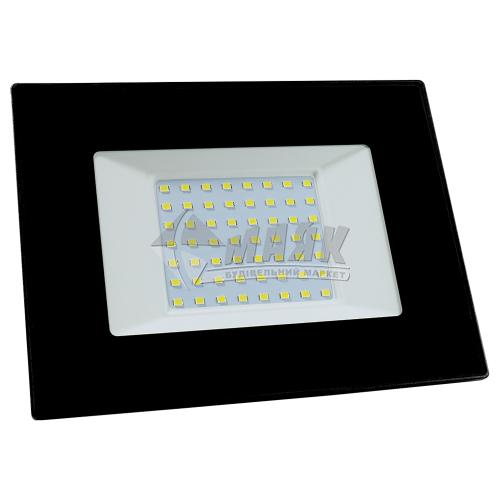 Прожектор світлодіодний Feron LL-9050 50Вт 6400°К чорний
