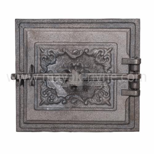 Дверцята Булат Поліські Модель 2 355×325 мм 10,63 кг