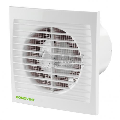 Вентилятор витяжний ДОМОВЕНТ 100 СТ