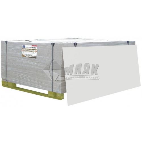 Плита магнезитова УкрМагнезит Стандарт 8×600×1200 мм ґатунок 1