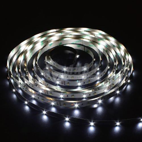 Стрічка світлодіодна Feron LS612 SANAN LED-RL 120SMD 9,6 Вт/пог.м 12В IP22 5 пог.м біла