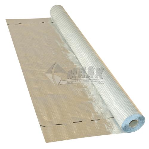 Паробар'єр тепловідбивний Masterfol Soft Alu 90 г/кв.м 1,5 м 50 пог.м (75 кв.м)