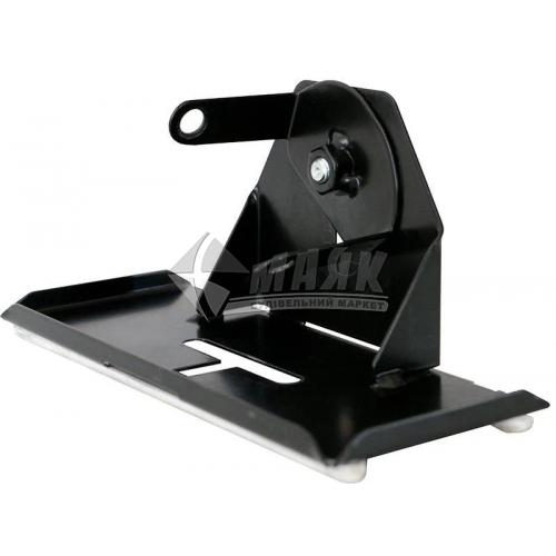 Насадка для шліфмашини кутової Slider 125 мм прямий різ
