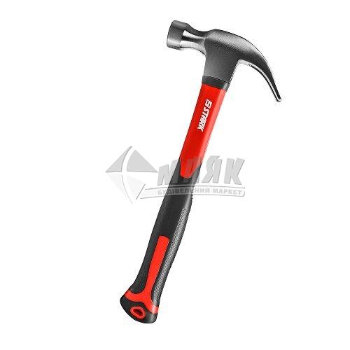 Молоток-цвяходер Stark 450 г фібергласова ручка