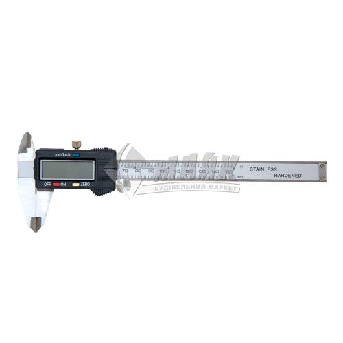 Штангенциркуль цифровий SIGMA 150 мм в кейсі точність 0,02