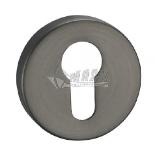 Накладка на циліндр кругла MVM E17 MA антрацит матовий