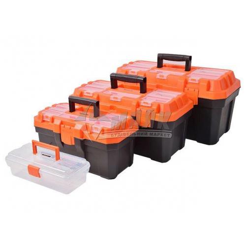 Набір органайзерів Tactix 4 шт пластикових