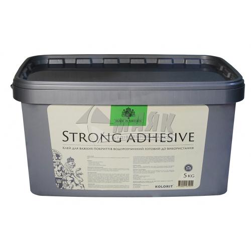 Клей для важких шпалер Kolorit Strong Adhesive 5 кг