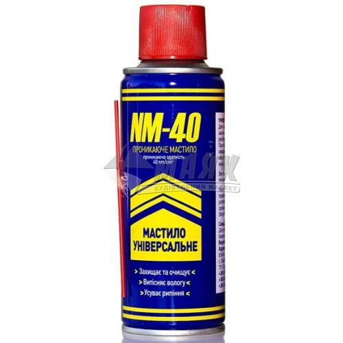 Мастило універсальне New Ton NM-40 100 мл (аерозоль)