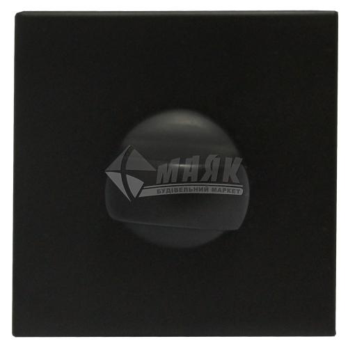 Фіксатор квадратний MVM WC T20 Black чорний