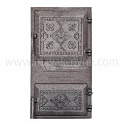 Дверцята спарені Булат ДС Вишиванка 480×260 мм 8,43 кг