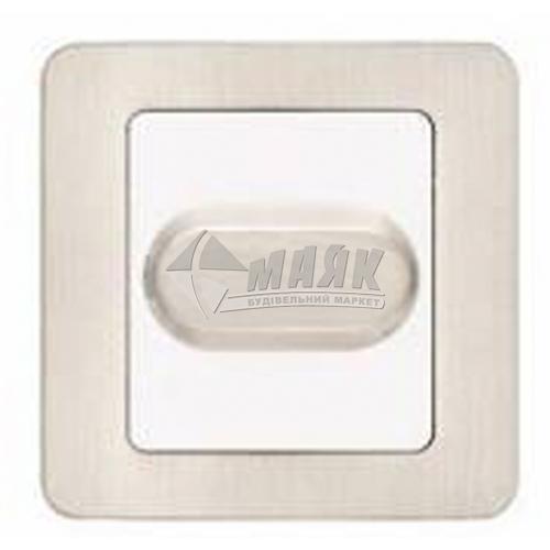 Фіксатор квадратний Code Deco WC-2207-NIS (UA) нікель матовий
