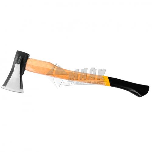 Сокира з клином SIGMA 1200 г дерев'яна ручка