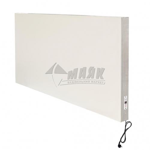 Панель керамічна опалювальна Smart Install MODEL S 100 1000Вт з терморегулятором біла