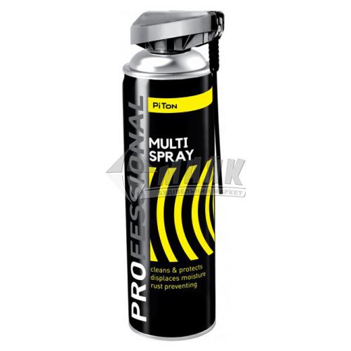 Мастило універсальне Piton Pro 500 мл (аерозоль)