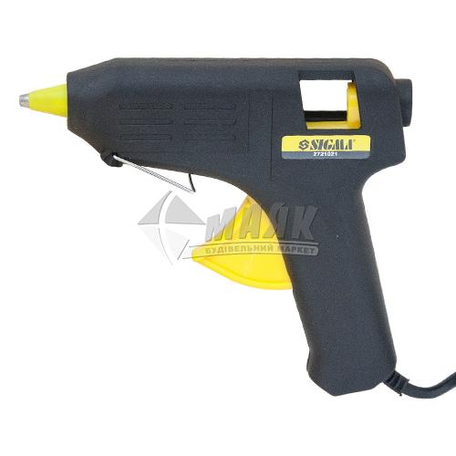 Пістолет клейовий електричний SIGMA 11,2 мм 40Вт