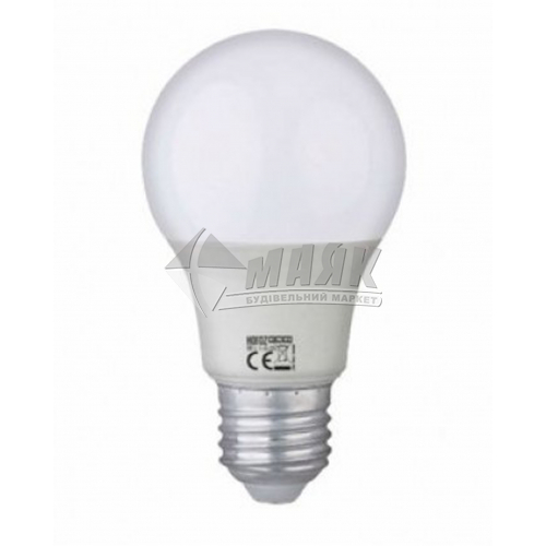 Лампа світлодіодна класична (груша) HOROZ METRO-1 10Вт Е27 А60 4200°К
