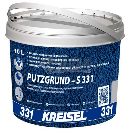 Ґрунтувальна фарба Kreisel S331 акрилова 10 л