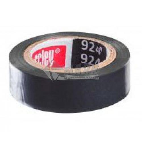 Стрічка ізоляційна ПВХ Scley 924 19 мм 20 м чорна