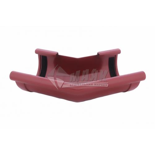 Кут зовнішній пластиковий Profil Z 135° 90/75 червоний