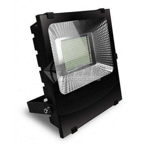 Прожектор світлодіодний з радіатором EUROLAMP LL-610 150Вт 6500°К чорний LED-FLR-SMD-150