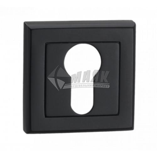 Накладка на циліндр квадратна MVM E8a Black чорний