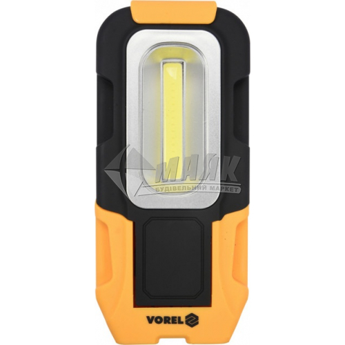 Ліхтар підвісний на батарейках VOREL 82724 1 LED з магнітом