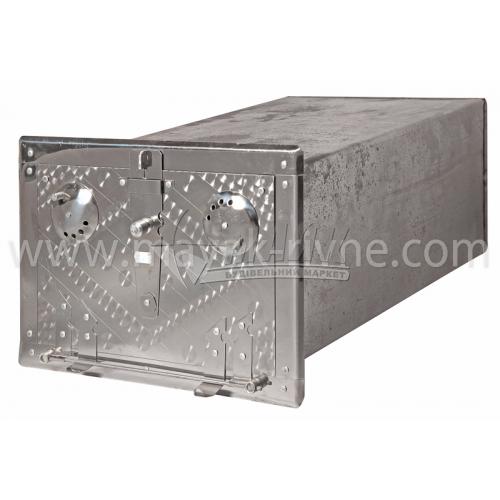 Духовка для печі нержавіюча сталь 500×300 мм 5,7 кг