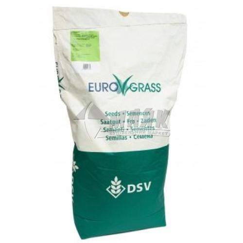 Насіння Euro Grass Газонна трава Тіньова 1 кг вагова 10 кг мішок