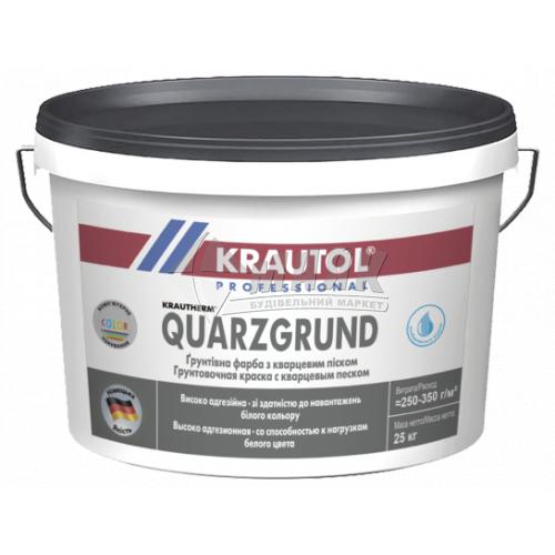 Ґрунтувальна фарба KRAUTOL Quarzgrund 25 кг