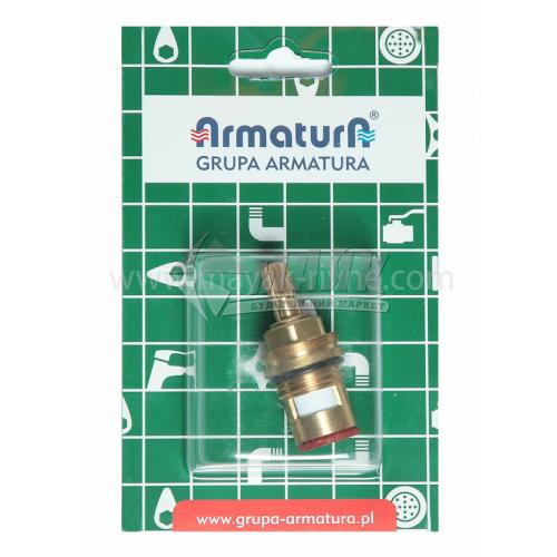 Кран-букса Armatura G1/2 883-001-98 керамічна