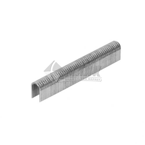 Скоби для ручного степлера напівкруглі SIGMA 6,2×14 мм 500 шт