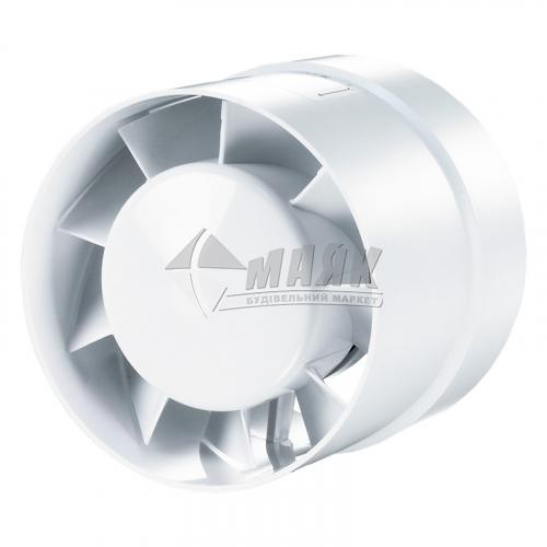 Вентилятор витяжний VENTS 125 ВКО Л Турбо канальний