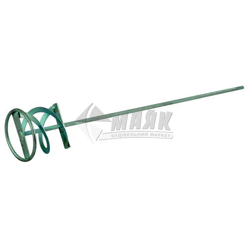 Міксер для фарб і штукатурки SIGMA HEX 120×600 мм