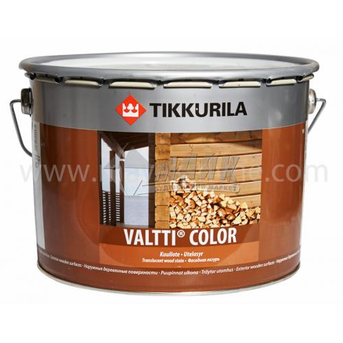 Лазур для деревини Tikkurila Valtti Color для зовнішніх робіт 9 л